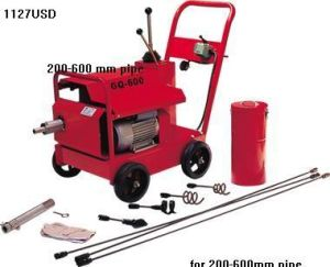 2015 New Sewage Pipe Cleaning Drain Cleaning Machines for Sale (60286)