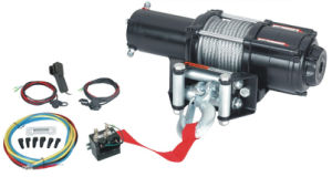 ATV Electric Winch with 4500lb Pulling Capacity (Star Model) pictures & photos