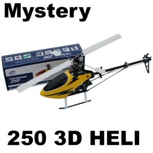 China 250 3D RC Helicopter Clone Align Trex Arf (10030901) - China