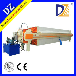 Automatic Chamber Filter Press Machine (CE certificate) pictures & photos