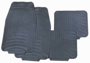 Rubber Car Mat (SL-1009)