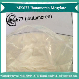 Legal Sarm Powder Ibutamoren Mesylate  Mk677 for Muscle Building