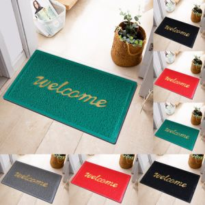 38*58cm 40*60cm Wholesale Price Welcome Home Door Mat