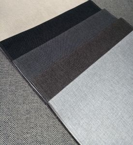 High Quality Easy Clean Linen Fabric