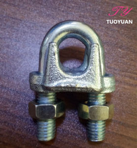 Light Type a Malleable Wire Rope Clip pictures & photos