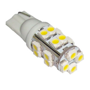 T10 SMD Lamp LED Auto Light (T10-WG-020Z3528) pictures & photos