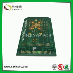 94V0 PCB for Hard Gold Plating with Thick 1u′′~3u′′ pictures & photos