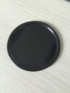 Customized Tinplate Bottom Lids Metal Lids for Cans Tinplate pictures & photos