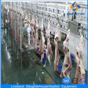 Cow Slaughter Line Equipment