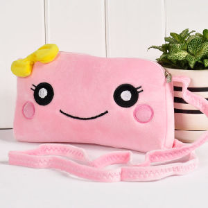 New Design High Quality Plush Animal Stuffer Handbag pictures & photos