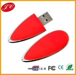 High Quality Plastic USB Pen Drive, CE Approved