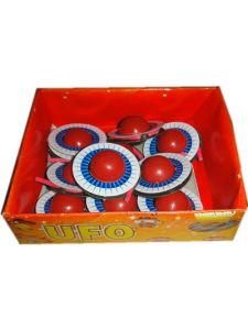 UFO Ground Spinner Fireworks
