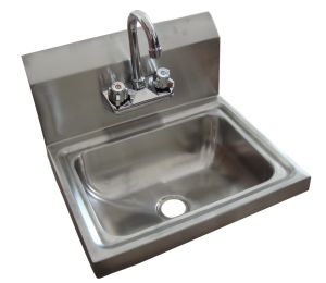 430*390*245mm Stainless Steel Basin with Cover (XS-SS4339)