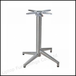 Aluminum Alloy 4 Prongs Folding Table Base (SP-ATL235) pictures & photos