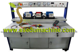 Electrical Technical Skills and Motor Drive Trainer Educational Equipment