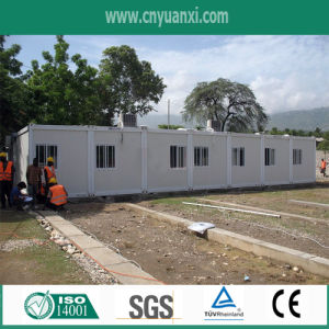 Container House in Kenya for Site Office