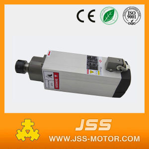 3.5kw Square Shape Air Cooling Spindle Motor pictures & photos