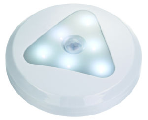 6 Super-Bright LED Wireless PIR Sensor Light Yt-8005