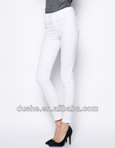 U′sake China Supplier 2014 New Woman Skinny Denim Jeans Wholesale S149024