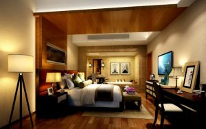 Chinese Style Hotel Furniture of Hotel Bedroom Furniture