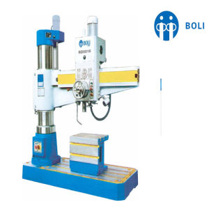 Rd3210/Rd4010/Rd5016/Rd5020/Rd6320/Rd8025 Hydraulic Vertical Solid Radial Drilling Machine pictures & photos