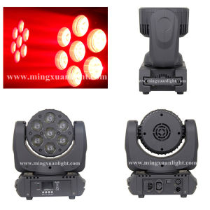 7X10W LED Mini Beam Moving Head pictures & photos