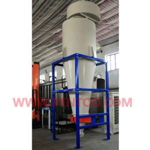 Recovery System for Powder Spraying in Powder Coating Line pictures & photos