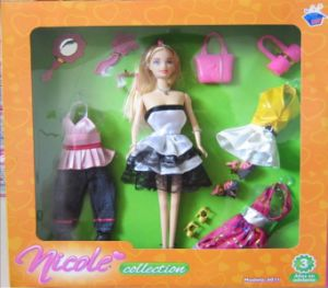 Plastic Doll pictures & photos