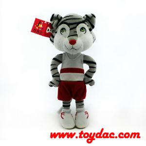 Plush Cartoon Cat Toy