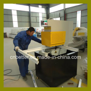 PVC Window Profile Seamless Welding Machine Plastic Window Machine