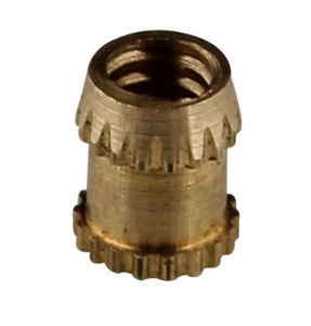 China OEM High Quality The Knurled Brass Nut Copper Nut pictures & photos