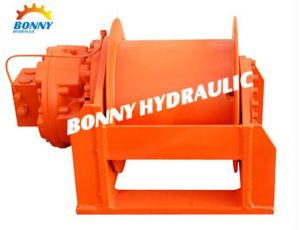 Hydraulic Hoisting Winch Marine Winch pictures & photos