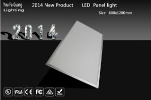 Dlc Certified 600X1200 2′x4′ LED Panel Light
