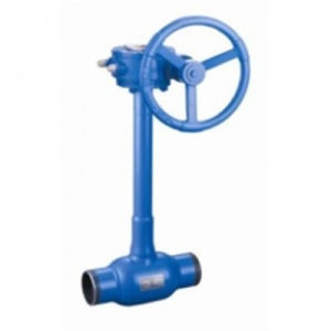 Carbon Steel Full Welded Gas Ball Valve pictures & photos