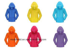 Breathable Windbreaker Cycling Running Jacket for Lycra Sportswear pictures & photos