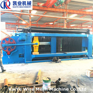 2016 Latest Automatic Gabion Mesh Weving Machine pictures & photos