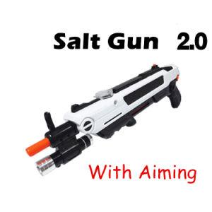 china salt fly gun bug a salt gun pepper bullets blaster airsoft for