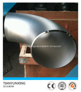 ASME B16.9 Seamless S31803 Stainless Steel Elbow pictures & photos