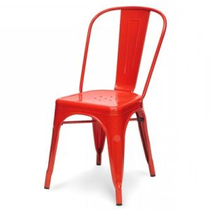 Replica Iron Tolix Marais Side Chair, Tolix Chair (DC 655)