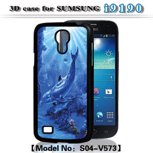 3D Case for Samsung Galaxy S4 Mini I9190 (V573) pictures & photos