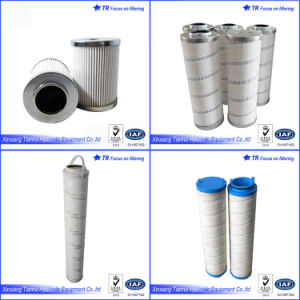 Replacement Hydraulic Oil Filter Element pictures & photos