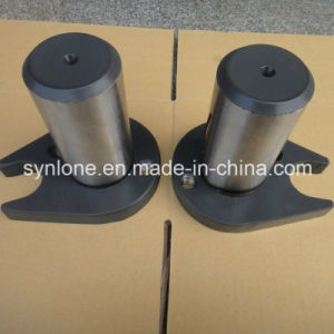 CNC Machining & Welding Parts Shaft with Ear pictures & photos