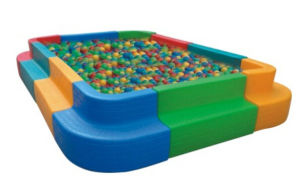 Amusement Park Ocean Balls Plastic Ball Pool for Fun