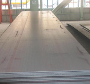 ABS Ah32 Shipbuilding Steel Plate with High Quality