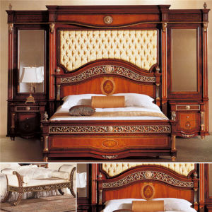 China Top Quality New Model Classical Luxury Hotel Bedroom Furniture ...