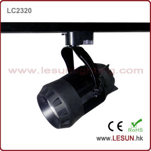 Black Housing 20W COB Track Lights for Fashion Shop LC2320 pictures & photos