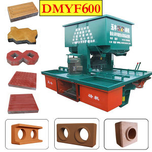High Quality Clay Brick Making Machine Dmyf600 Interlocking Brick Machine
