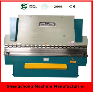 Chnia Supplier Hydraulic Bending Machine with CE & ISO