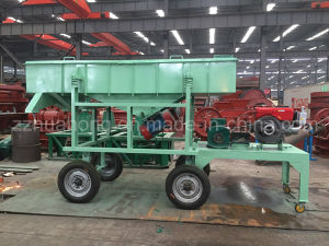 Mobile Linear Vibrating Screen, Mineral Separator for Sale pictures & photos