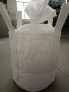 FIBC Circular Ton Bag for Cement Load and Transport pictures & photos